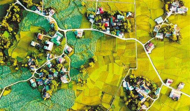 梁平建成高标准农田57万亩  平均每?#23545;?#25910;300元