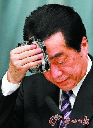 """日本7成选民""""选""""首相下台 辞职可能性不大"""