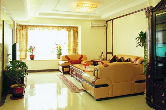 简洁硬朗家居空间 8款时尚客厅设计