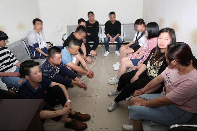 """重庆警方打掉""""套路贷""""犯罪团伙 抓获嫌疑人290余名"""