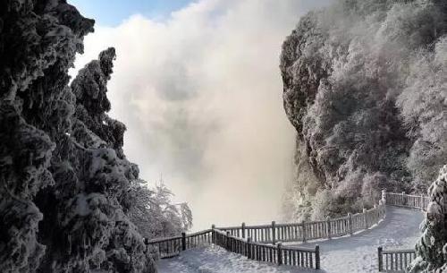 冬季康养去哪里?重庆这些地方美得很舒心