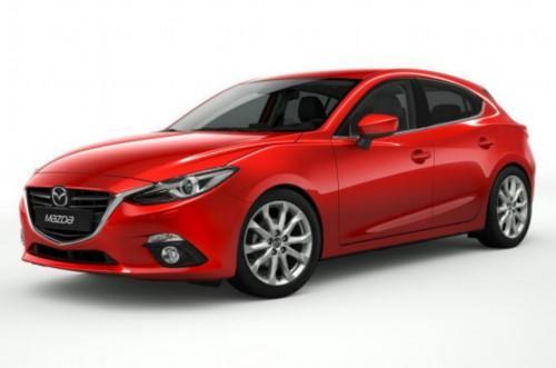 [渝北 渝高店]新Mazda3预定获1000元装饰