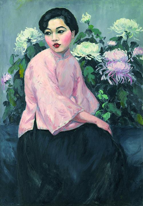 国际女性艺术特展开幕:跨越近十个世纪的作品