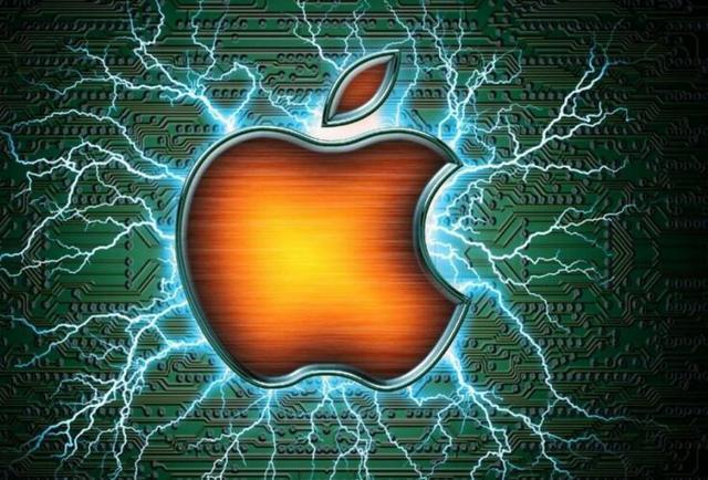 苹果股价3天连跌逾8% 市值蒸发400亿美元