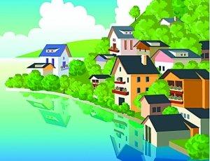 直辖15周年 重庆人均住宅面积比直辖前宽了3倍