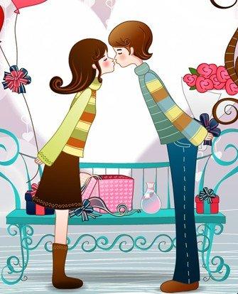 你不知道的男女亲吻11件趣事