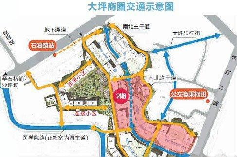 石油路将增左转灯 地铁通道直达时代广场