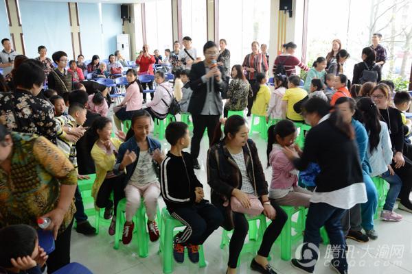 """陪伴困境儿童成长 璧山区举行""""母亲节""""感恩活动"""