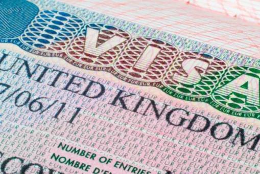 英国签证申办理新通知 现场扫描核实后返还原件