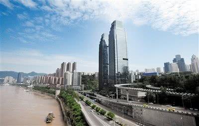 """重庆""""两江四岸""""打造生态带"""