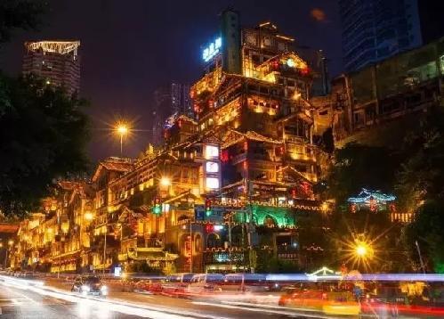这些地方才是重庆绝佳夜景拍摄地 每一处都能拍出大片