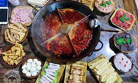 一锅招牌红汤 重口味的福音