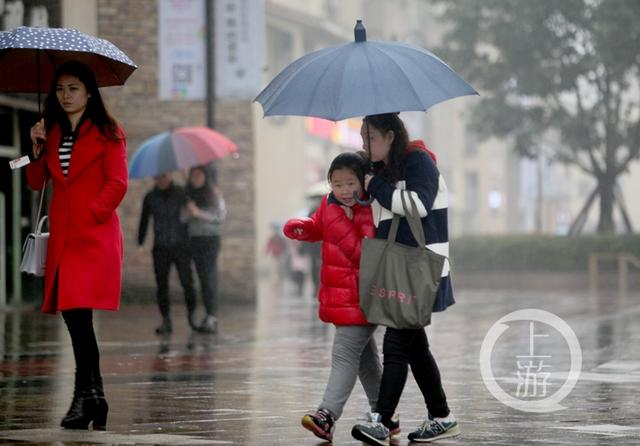 真的遇到假春天了 今天重庆最低温2℃