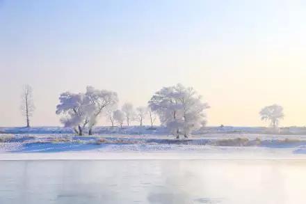 这才是国内最美的冬天 只有1%的人敢去!3