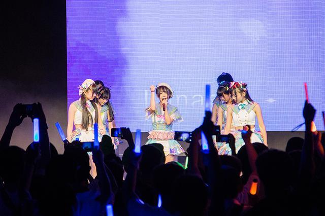 重庆第一支女子偶像团Lunar雾队正式出道