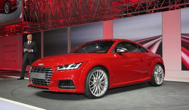 2014日内瓦车展34款重磅新车汇总报道