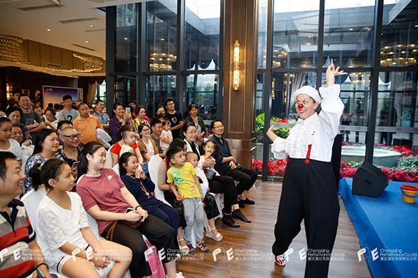 爱沙尼亚小丑默剧《PIIP和TUUT的欢乐剧场》来渝