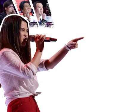 第三季好声音将播 19岁重庆妹子赢三导师转身