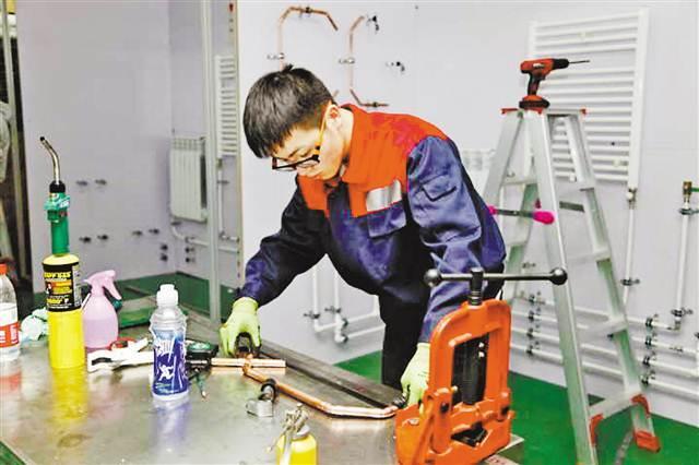 中国·重庆职业技能大赛总决赛举行