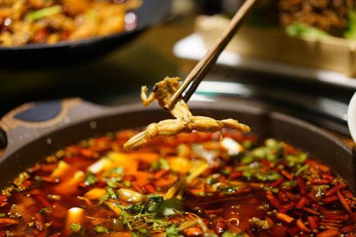 这家承包你最有蛙菜爱好的禾田蛙 年底还有7.8折优惠哟