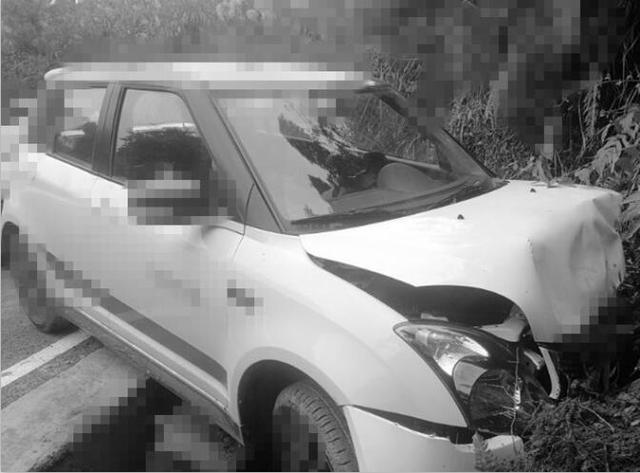 不愿相亲车内跟父母大吵 小伙猛打方向盘惹事故