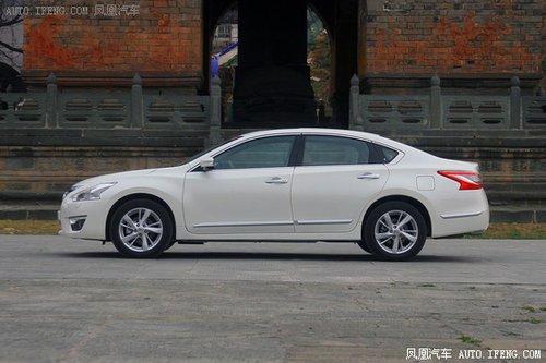 东风日产新天籁购车指南 低配就值得买 高清图片