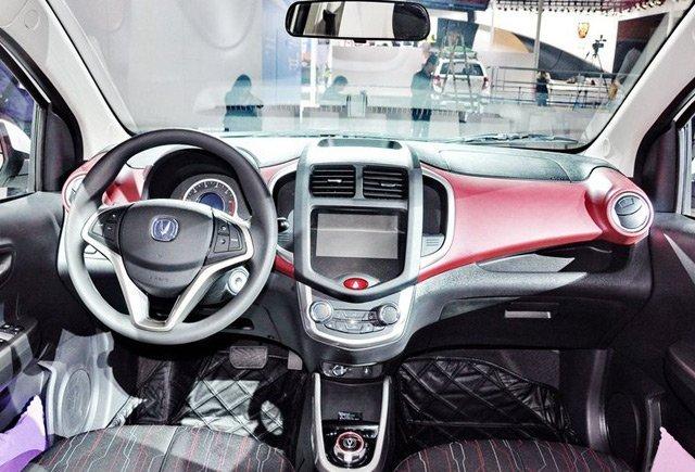 [国内车讯]长安全新奔奔将于2014年初上市