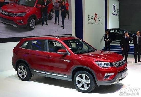 长安新款SUV CS75 或2014年一季度国内上市