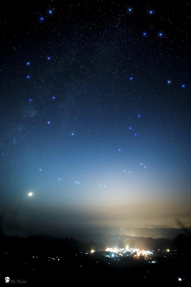 梦幻星空系列-lunastar
