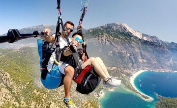 土耳其10日自驾游 体验跳伞坐热气球