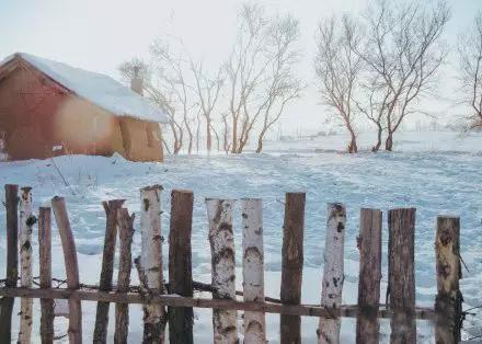 这才是国内最美的冬天 只有1%的人敢去!1