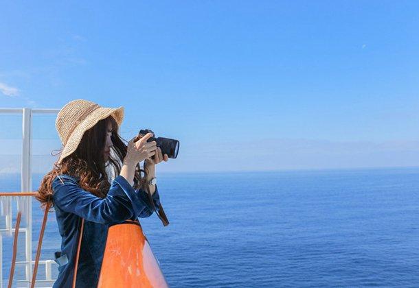 换个方式去旅行,和闺蜜搭乘世界梦号去菲律宾