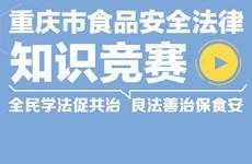 重庆食品安全法律知识竞赛