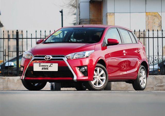 新款MG3对比YARiS L致炫 代步小车也讲个性