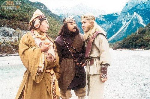 麦长青与陈浩民合作《西游记》而成好友
