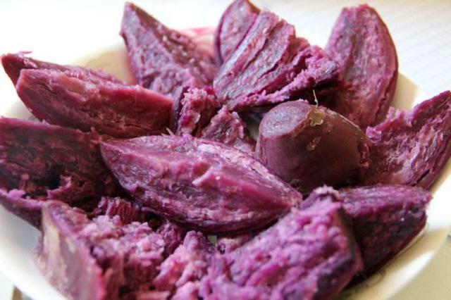 研究发现常吃紫薯或能预防结肠癌