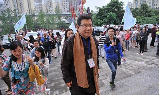 60多名腾讯微博大V相聚山城重庆