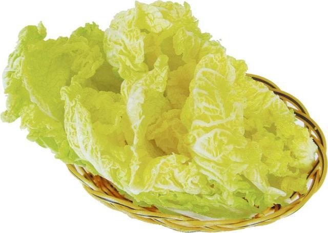 大白菜的七个营养真相