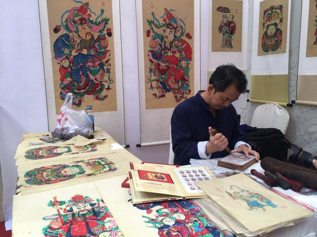 第二届重庆非物质文化遗产暨老字号博览会16日开幕