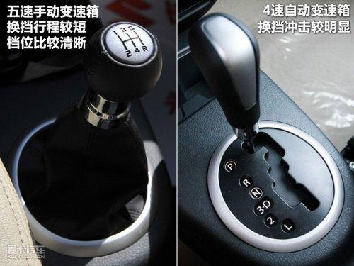 外观配置有变 2011款天语SX4两厢将上市