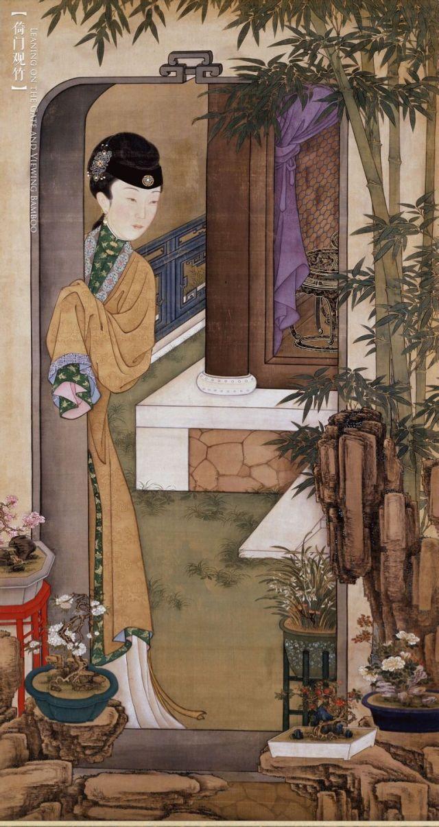雍正的《十二美人图》和红楼梦有什么关系?