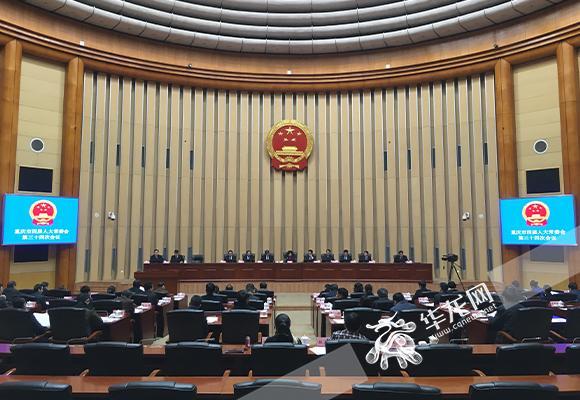重庆市四届人大终止1人代表资格