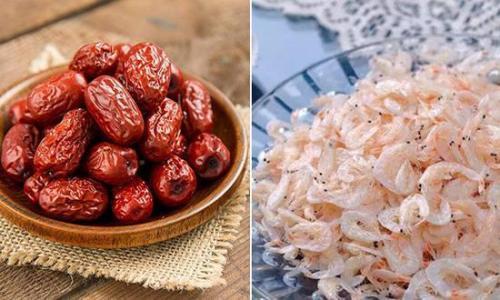 红枣配虾皮能吃中毒?又是谣言