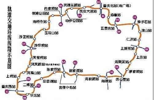 跟着轨道买房之轨道环线北半环