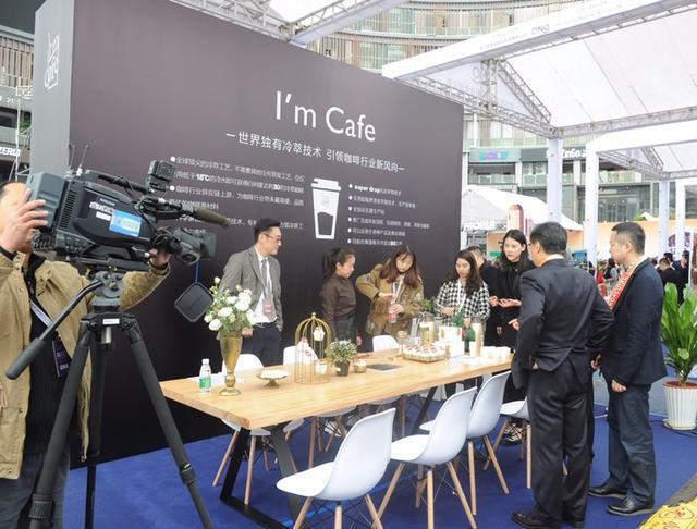 韩国每天售卖80万杯的咖啡进驻中国 开启冷萃咖啡新时代