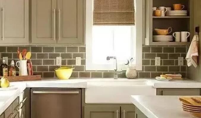 厨房这样装修才更适合小户型