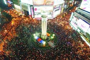 平安夜圣诞夜新年夜 主城多商圈禁止车辆进入