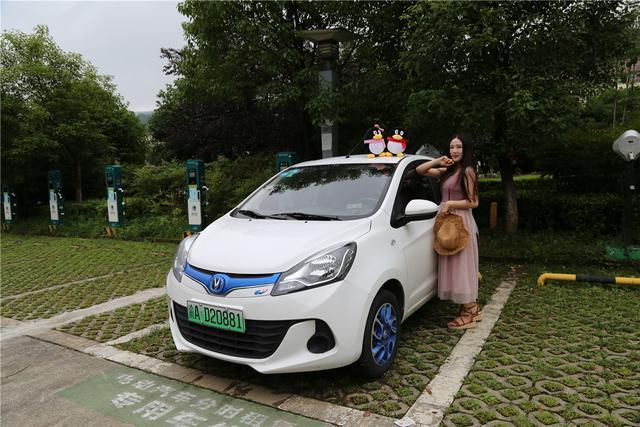便捷出游!驾驶共享电动汽车玩转武隆仙女山
