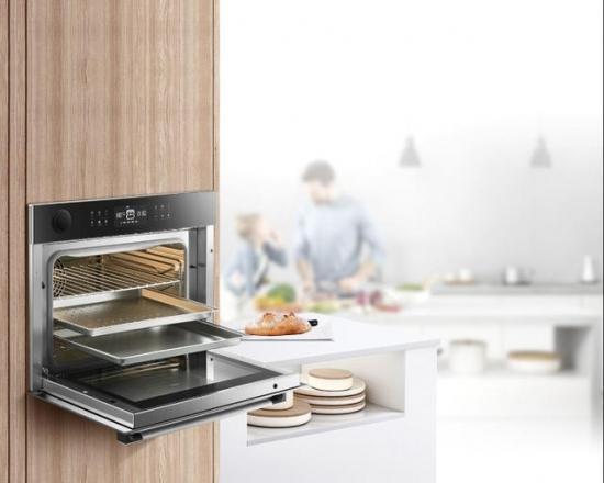 小蒸箱透露大机会 厨电企业切跑步进场的良机