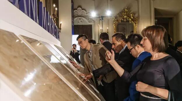 意大利发布会归来 第9代简一大理石瓷砖全球发售